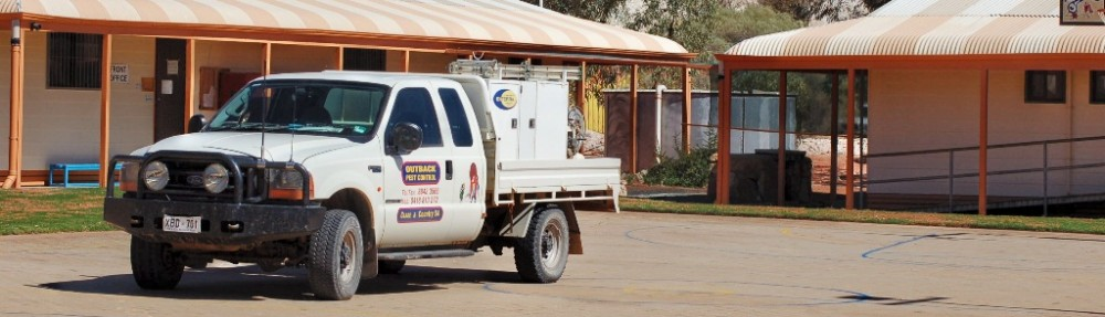 OUTBACK PEST CONTROL